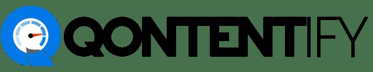 Qontentify website logo