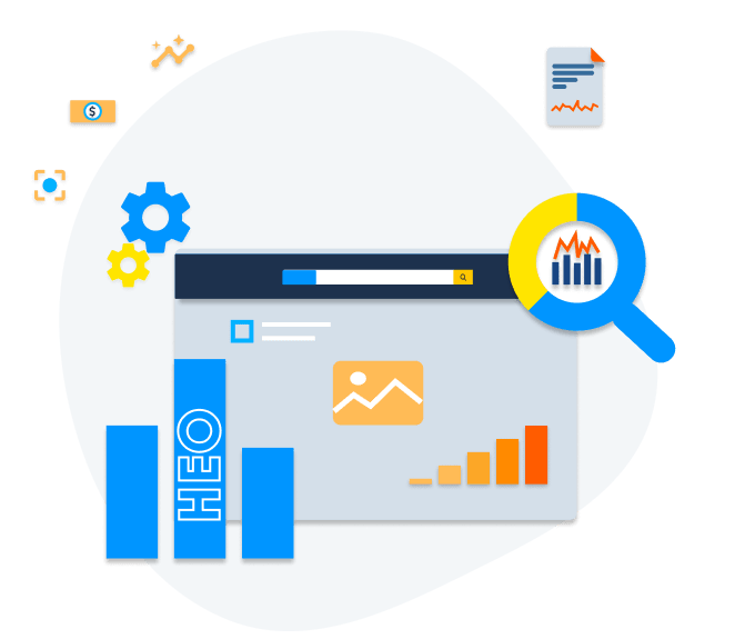 HEO optimize the content by qontentify
